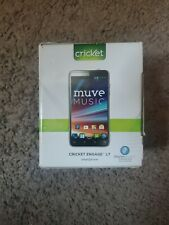 New Cricket Engage LT Smartphone Muve Music N8000