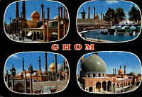 Postkarte Postcard ايران Persien GHOM Iran Multi-View with 4 photos Mehrbild-AK