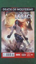 Death of Wolverine Logan Legacy #6 1st print 2014 *CB13