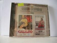 GALILEO+I CANNIBALI - 1 CD - E. MORRICONE - (FF32)