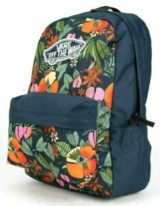 Vans Realm Tropical Classic Unisex Backpack (VN0A3UI6W14) - NWT