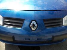 RENAULT MEGANE FRONT BUMPER ONLY 12/03-08/10 BLUE