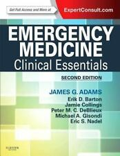 Emergency Medicine: Clinical Essentials Expert Consult - Online and Print, 2e