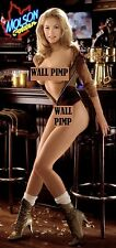 CARA WAKELIN Poster PLAYBOY Model Nude Vintage Rare A 36 inch x 18 inch