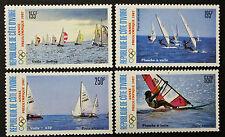 Timbre COTE D'IVOIRE / IVORY COAST Stamp - YT Aériens n°113 à 116 n** (COT1)