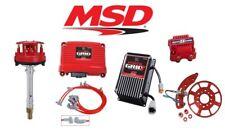MSD 9800 Power Grid Ignition Kit Controller/Distributor/Wires/Crank Trigger SBC