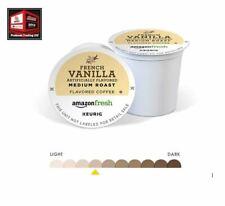 New, AmazonFresh French Vanilla, Medium K-Cups, 12 Count *A-13.2oc2
