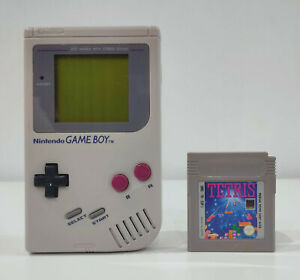 Consola Game Boy Clasica tetris buen estado