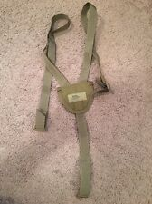 Eagle Industries Khaki  Warbelt Suspenders SFLCS SEALs