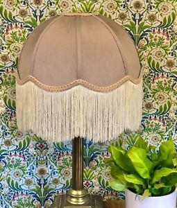 Taupe Coffee Dome Table Floor Standard Bedside Lamp Lampshades Ceiling Lights
