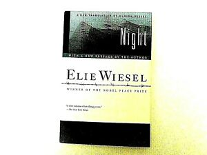 Night Elie Wiesel 2006-Sc/1st/Very Good+++ Condition.