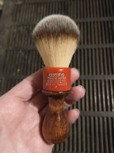 Vintage Certified #2 Shave Brush new maggard razors synthetic knot