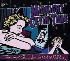 MIDNIGHT CRYIN' TIME - VARIOUS ARTISTS (NEW 3CD)
