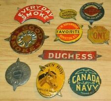 24 Piece Collection of North Carolina Tobacco Tags