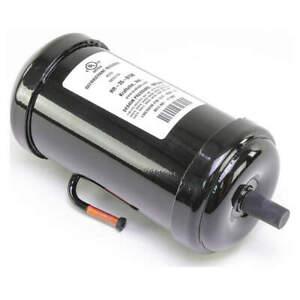 Copeland liquid receiver tank for 1/2 HP condensing unit.