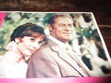 LOBBY CARDS SET OF 8 VIRGIN FOR THE 1964 MOVIE   MY FAIR LADY