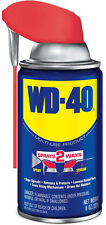 8 OZ Smart Straw Spray WD-40 Company Lubricants UPC 079567490029
