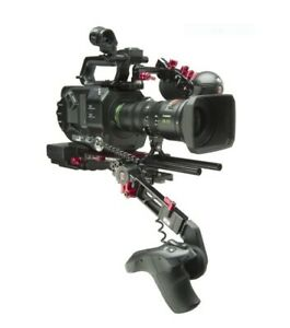 Zacuto Sony FS7 Recoil Pro Shoulder Mounted Professional Rig Camera Support Kit