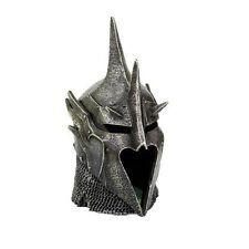 Gallow Axe Executioner Helmet Dark Demon Sauron Evil Skull Figurine Collectible