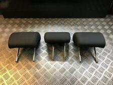 14-18 NISSAN JUKE LEATHER REAR SEAT HEADRESTS (3 PCS)