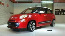 Modellini statici auto bianco per Fiat
