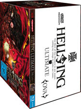 Hellsing The Dawn Sammelschuber für alle 11 Volumes Mediabook Blu-ray