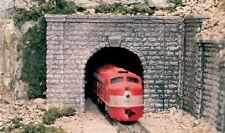 WOODLAND SCENICS O SCALE TUNNEL PORTAL CUT STONE | BN | 1267