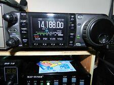 EMETTEUR RECEPTEUR  ICOM IC-7000 HF-VHF-UHF