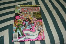 Dazzler #2 1981 F X-men Fantasitc Four Avengers, Spiderman, Ironman wolverine
