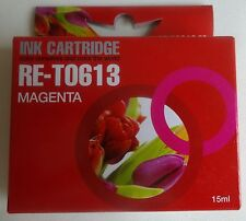 RE-T0613 15ml magenta ink cartridge NIEUW NEW EPSON STYLUS D68/D88 DX3800 DX385