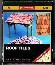 PLUSMODEL PLUS MODEL 148 - ROOF TILES - 1/35 CERAMIC