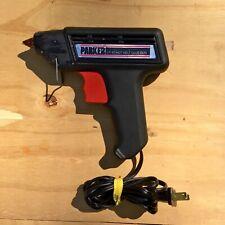 Parker Vintage GR-60 Hot Melt 40 Watt. Glue Gun (craft supplies)