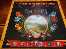 Charlie Daniels Band Fire On The Mountain LP