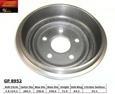 Brake Drum fits 1994-1997 Mazda B2300 B4000 B3000  BEST BRAKES USA