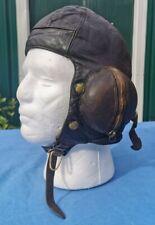 More details for ww2 raf b-type flying helmet