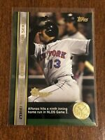 2000 World Series Topps Baseball Base Card #53 - Edgardo Alfonzo - New York Mets