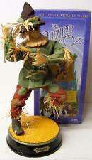 """WIZARD OF OZ SCARECROW MUSICAL IF I ONLY HAD A BRAIN GEMMY CLASSIC FIGURE 14"""""""