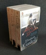 Elizabeth Gaskell Cranford North and South Mary Barton - 3 Books Collection Set