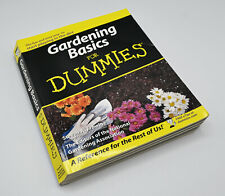 Gardening Basics for Dummies by Steven A. Frowine