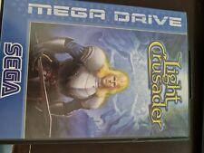 Light Crusader Sega Megadrive