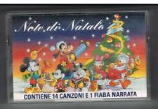 DISNEY - NOTE DI NATALE - 14 CANZONI + FIABA NARRATA - SONY 1993 - MC
