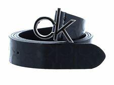 Calvin Klein CK Low EM Fix Belt 3 W75 Accessoire Black