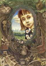 Alice's Adventures in Wonderland-ExLibrary