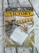DEAGOSTINI BUILD LORD NELSON'S HMS VICTORY MODEL SHIP ISSUE 112 UNOPENED