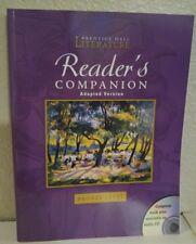 Adapted Reader's Companion Workbook Bronze Level 7th Grade 7 Homeschool WRITING