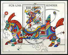 Germany 1996 SG#MS2708 For Us Children Used M/S Sheet #D41640