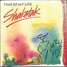 SHAKATAK - TIME OF MY LIFE - CARDBOARD SLEEVE CD MAXI
