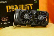 GeForce Palit GTX 1050 Ti DUAL OC