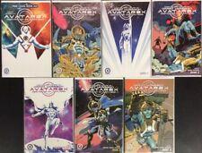 AVATAREX #1 - 4 Comic Book FULL SERIES + FCBD GRANT MORRISON DESTROYER DARKNESS
