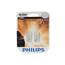 Ampoule PHILIPS w3w 2 pièces